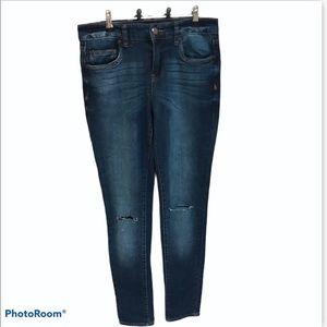 Boom Boom Jeans Ripped denim